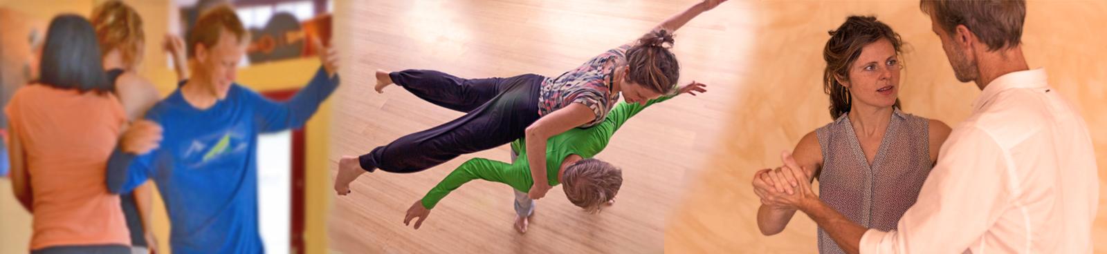 tango & contactimprovisatie StudioTangible